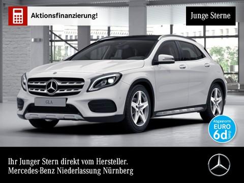 Mercedes-Benz GLA 180 AMG ° Laderaump