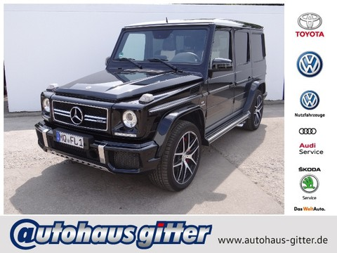 Mercedes G 63 AMG Exclusive Edition
