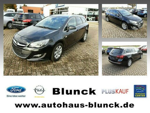 Opel Astra 1.6 Sports Tourer Exclusive