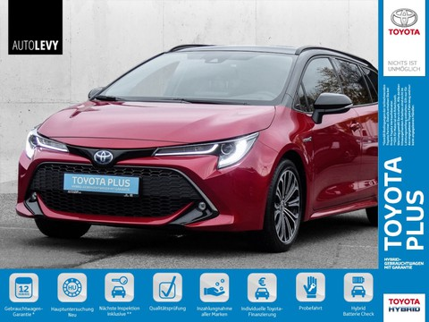 Toyota Corolla 1.8 HybridTouring Sports Club ver