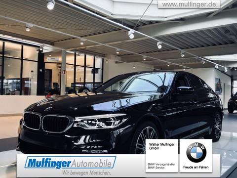 BMW 520 d M-Sport Schaltgetr