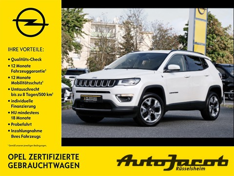 Jeep Compass 1.4 Opening Edition Automatik