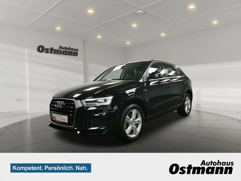 Audi Q3 2.0 TDI S line 110kw S line
