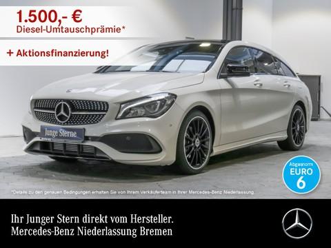 Mercedes CLA 200 SB AMG Line
