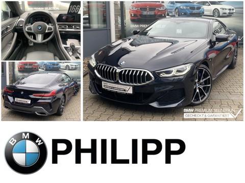 BMW 840 d xDrive LEA 919 M Sportpaket Laser PA DA Pro h&k