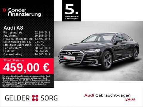 Audi A8 Limousine 50 TDI qu °