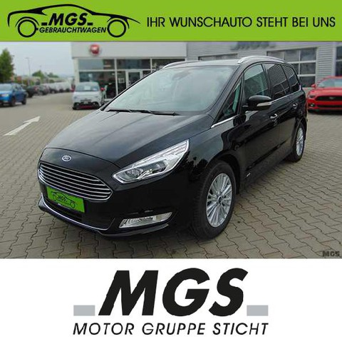 Ford Galaxy 2.0 TDCi # Titanium