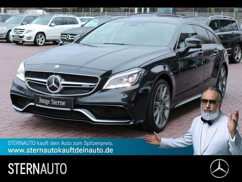 Mercedes CLS 63 AMG Shooting Brake ST Automatik