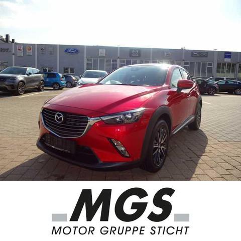 Mazda CX-3 Sports-Line # #SOFORTVERFÜGBAR