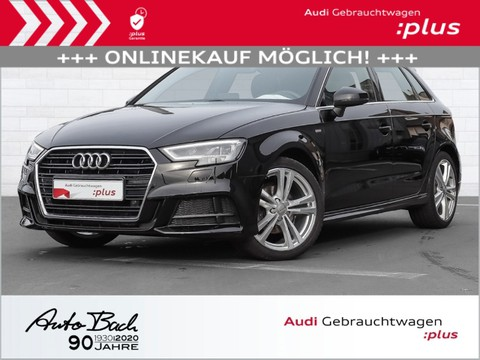 Audi A3 2.0 TDI Sportback S line EPH