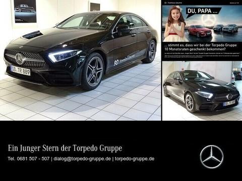 Mercedes CLS 300 d COUPÉ AMG