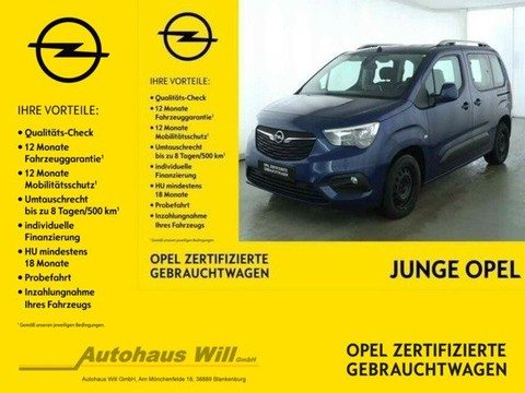 Opel Combo Life Edition