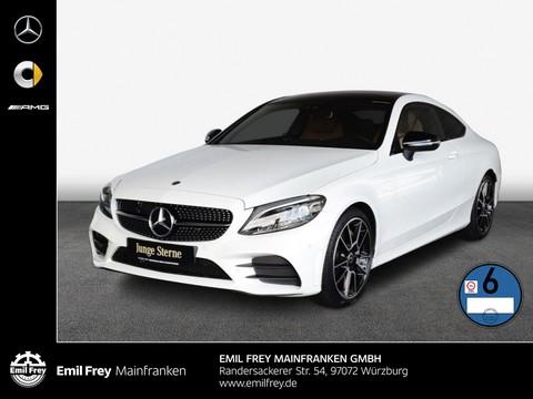 Mercedes-Benz C 300 d Cp AMG Night tolle Farbkombination