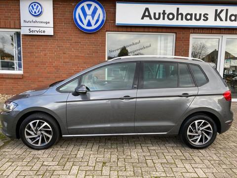 """Volkswagen Golf Sportsvan Comfortline """""""" Te"""