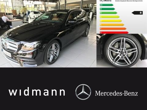 Mercedes E 400 d T AMG-Line