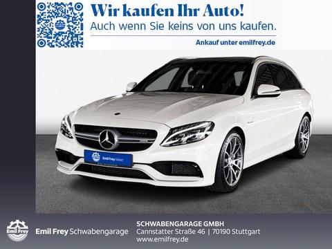 Mercedes-Benz C 63 AMG T AMG Speedshift MCT