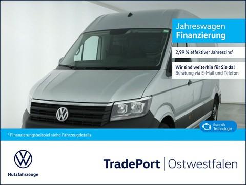 Volkswagen Crafter 35 Kasten Finanzierung