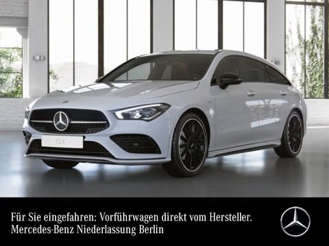Mercedes-Benz CLA 180 SB AMG Night Spurhalt