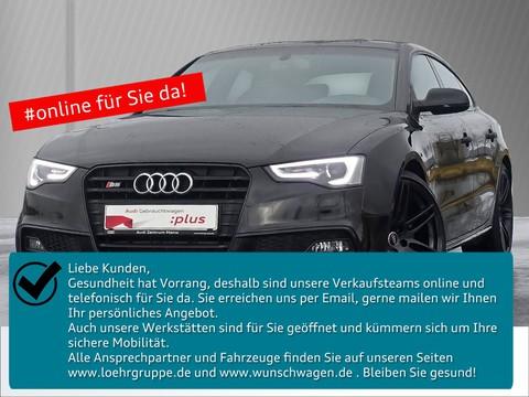 Audi S5 Sportback Side Sportdif