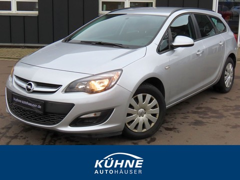 Opel Astra 1.4 J Turbo Edition Bluet Parkp
