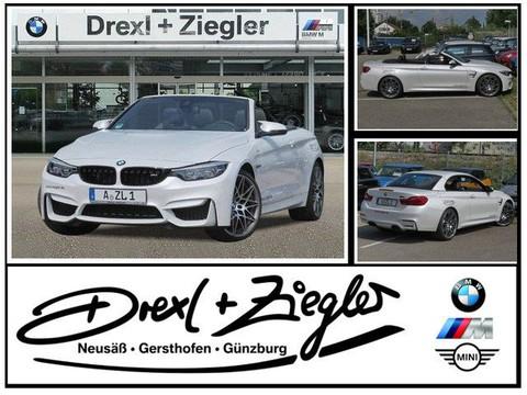 BMW M4 Cabrio M Competition Drivers Pack Head-U