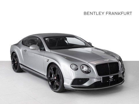 Bentley Continental GT V8 S 1 of 25 von BENTLEY FRANKFURT