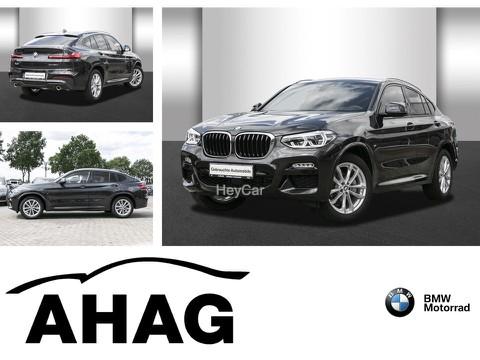 BMW X4 xDrive20d M-Sport Display