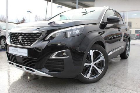 Peugeot 3008 2.0 180 Allure 6d Vollausstattung