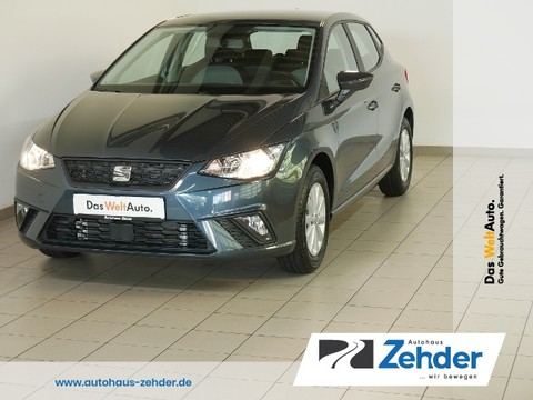Seat Ibiza 1.0 TSI Style 81kw bis 06 2026 100000km