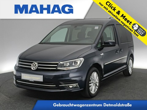 Volkswagen Caddy 1.4 TSI Highline ParkLenkAssist