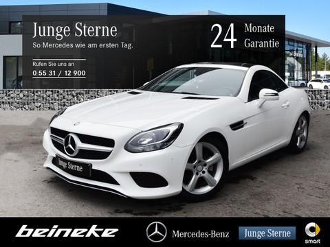 Mercedes-Benz SLC 180 SP