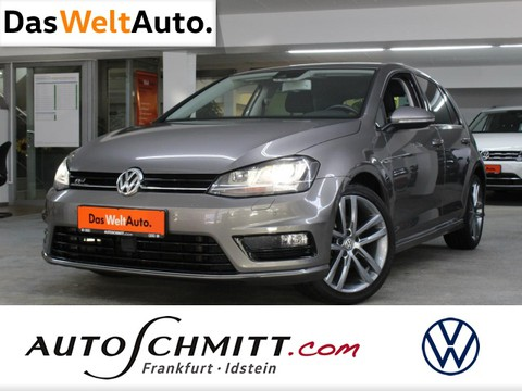 Volkswagen Golf 1.6 TDI VII Lounge R-LINE