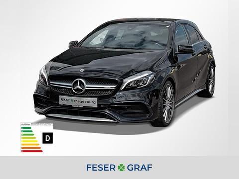 Mercedes-Benz A 45 AMG 8-fach-bereift