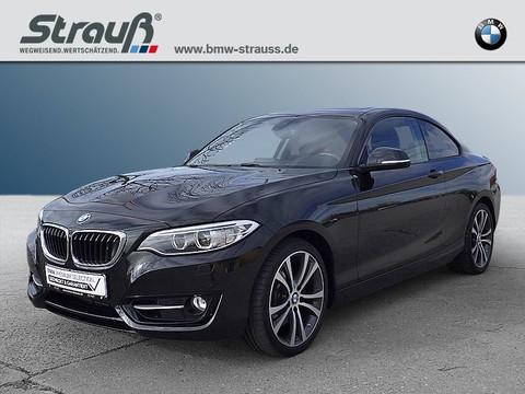 BMW 228 i Coupé Sport Line HiFi GSD