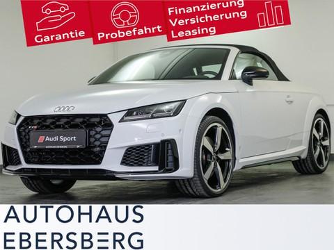 Audi TTS Roadster TFSI Gar Kopfheiz App