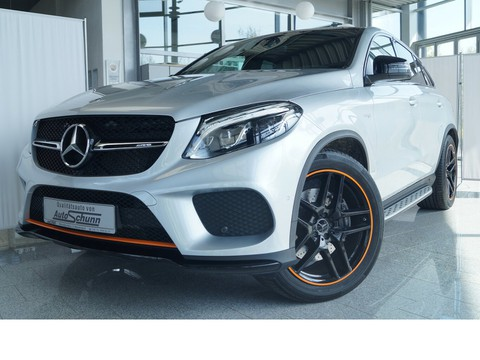 Mercedes-Benz GLE 43 AMG Coupé OrangeArt Edition