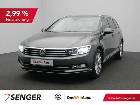 Volkswagen Passat Variant 2.0 TDI Highline 140kW (190PS) 6
