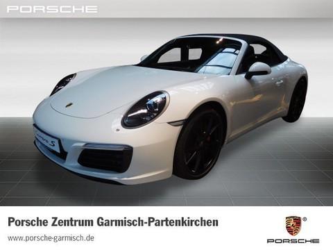 Porsche 911 7.1 Carrera S Cabriolet verfügbar 29