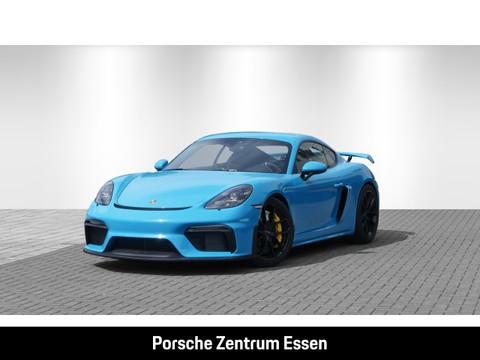 Porsche Cayman 718 GT4 Rükfahrkamera 20