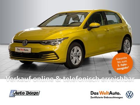 Volkswagen Golf VIII LIFE SPORT-SITZE HEIZBARES LENKRAD