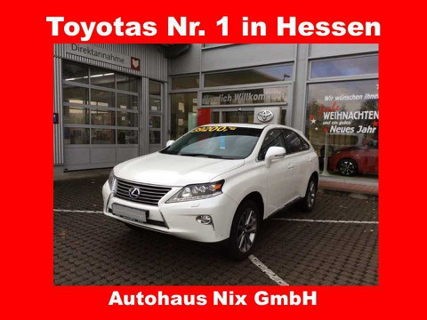 Lexus RX 450 h Executive Line eGSD