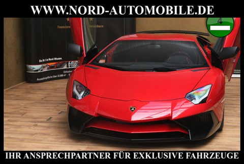 Lamborghini Aventador 750-4 Coupe German Car FTA-Code