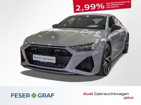 Audi RS7 Sportback Nachradar Laser 22`