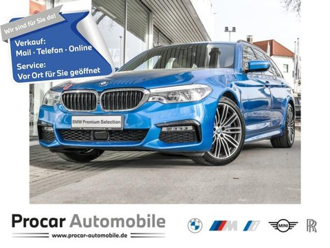 BMW 530 i xDrive M Sportpaket Innovationsp