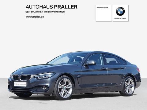BMW 420 d Gran Coupé Sport Line