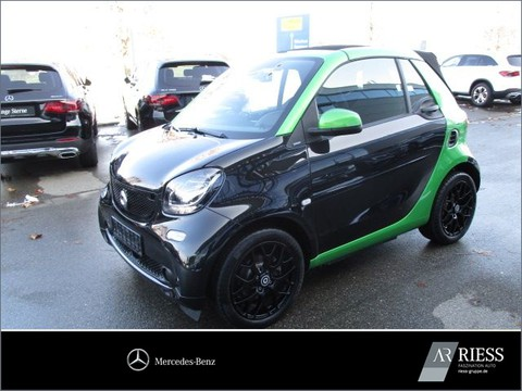 smart ForTwo cabrio electric drive Ladekabel-P