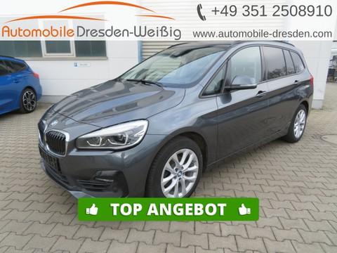 BMW 216 Gran Tourer 0.1 i Sport Line UPE 490€