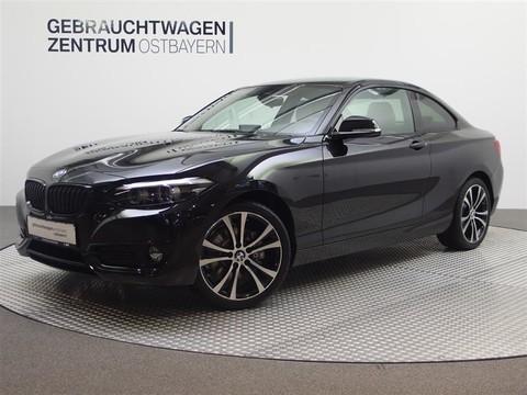 BMW 220 i Coupe A Sport Line Komfortzugang