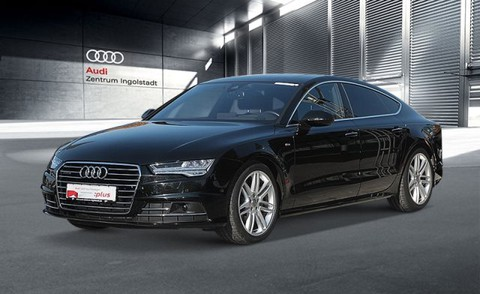 Audi A7 3.0 TDI qu Sportback S line