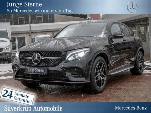 Mercedes GLC 300 Coupé AMG Line Fahrassist